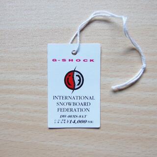 G-SHOCK - 【送料無料】タグ ISF タイアップ DW-003IS-8AT