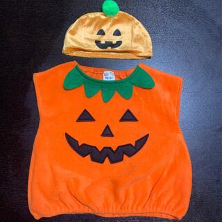 ハロウィン かぼちゃ コスプレ 帽子