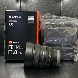 SONY - SONY ソニー FE 14mm F1.8 GM SEL14F18GM