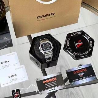 新品、未使用品 CASIO G-SHOCK GMW-B5000D-1JF