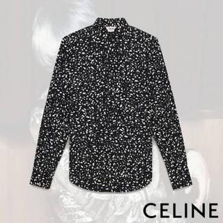 セリーヌ(celine)のCELINE メンズ コンフェッティシャツ 早い者勝ち 定価13万(シャツ)