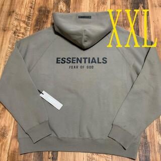 新作 essentials パーカー2枚12000円ロゴfog#2563(パーカー)