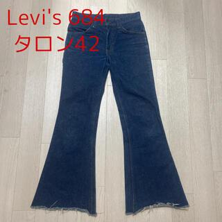 Levi's - Levi's 684 タロン42 ビックベル フレアパンツ