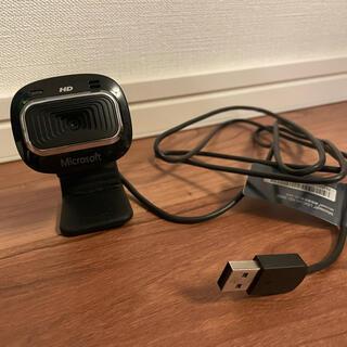 マイクロソフト(Microsoft)のウェブカメラ HD 3000 マイクロソフト 未使用(PC周辺機器)