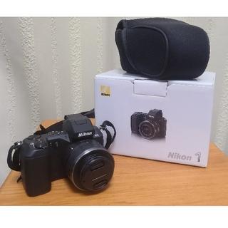 Nikon NIKON 1 V2 ズームレンズキット BLACK