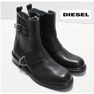 ディーゼル(DIESEL)の《ディーゼル》新品 ポルトガル製 エンジニアブーツ 42(26.5~27cm)(ブーツ)