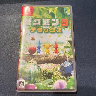 Nintendo Switch - ピクミン3 デラックス Switch 美品