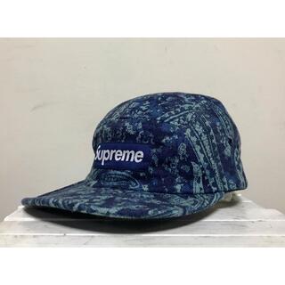 Supreme - 美品 SUPREME CAMP CAP JET CAP キャンプキャップ LB