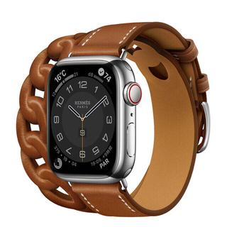 Hermes - Apple Watch series7 HERMESグルメット41mm