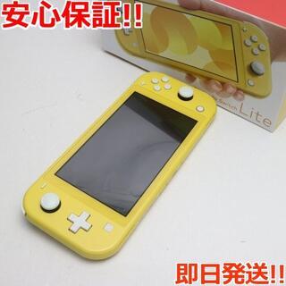 Nintendo Switch - 新品同様 Nintendo Switch Lite イエロー
