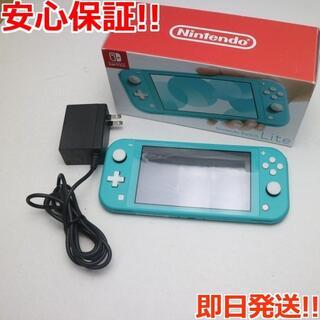 Nintendo Switch - 新品同様 Nintendo Switch Lite ターコイズ