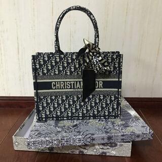 Dior - 【Christian Dior】ブックトートスモールバック