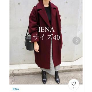 イエナ(IENA)のイエナ MANTECO オーバーチェスターコート40(チェスターコート)
