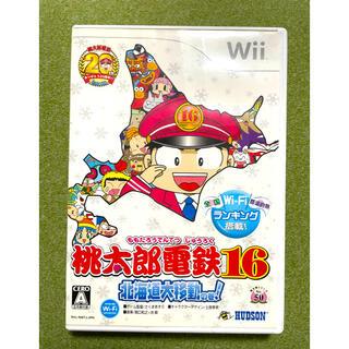 ウィー(Wii)のWii 桃太郎電鉄16 (家庭用ゲームソフト)