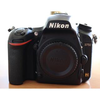 Nikon - Nikon D750 ボディ フルサイズ一眼レフ