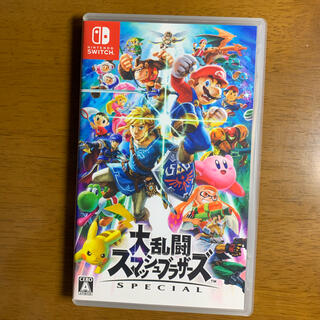 Nintendo Switch - EMA⭐︎様専用 大乱闘スマッシュブラザーズ SPECIAL Switch