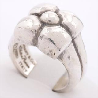 Tiffany & Co. - ティファニー パロマピカソ 925  シルバー レディース リング・指輪