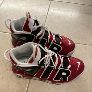 NIKE - Nike Air More Uptempo Bulls (2021) 26cm