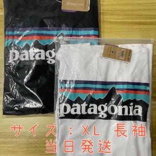 Patagonia 長袖 2枚送料込み パタゴニア ロンT Tシャツ XLサイズ