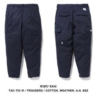 W)taps - NAVY XL 21AW WTAPS A.H SSZ TAC-TIC-R /