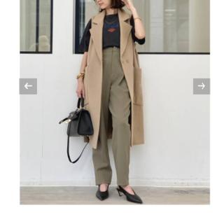 L'Appartement DEUXIEME CLASSE - Wool Long Vest