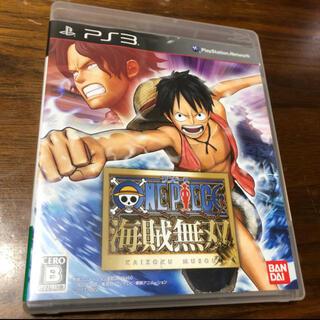 PlayStation3 - ワンピース 海賊無双 ps3