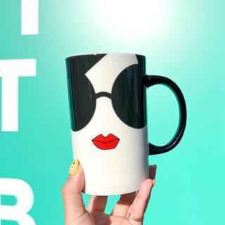 Starbucks Coffee - スターバックス アリスアンドオリビア ステイシーフェイス マグカップ スタバ