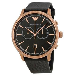 エンポリオアルマーニ(Emporio Armani)のエンポリオアルマーニ 時計 メンズ 腕時計 クロノグラフ ゴールド AR1792(腕時計(アナログ))