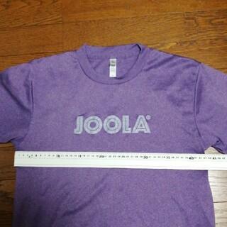 JOOLA - 薄紫のレディースのTシャツ