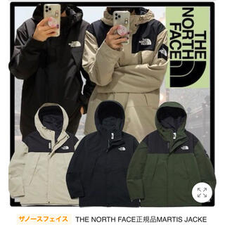 THE NORTH FACE - THE NORTH FACE MARTIS JACKET マーチス ジャケット