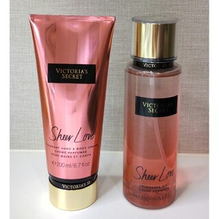 Victoria's Secret - ヴィクトリアシークレット クリーム&ミスト Sheer Love