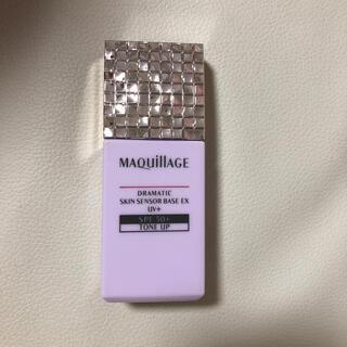 マキアージュ(MAQuillAGE)のマキアージュ ドラマティックスキンセンサーベース EX UV+ SPF50+ ト(化粧下地)
