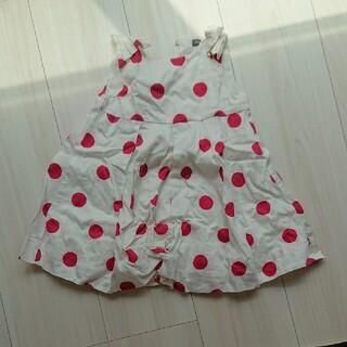 ベビーギャップ(babyGAP)のbabygap 子供服ワンピース 80cm(ワンピース)