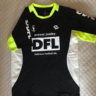 soccer junky プラクティスシャツ
