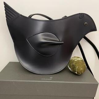 ミナペルホネン(mina perhonen)のミナペルホネン  tori bag ブラック 49500円(ハンドバッグ)