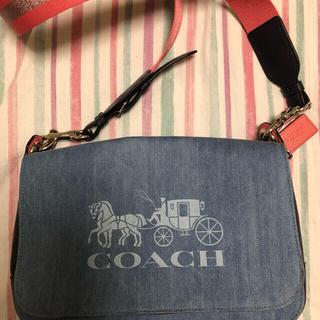 COACH - コーチ バッグ COACH ショルダーバッグ 斜めがけ