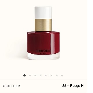 Hermes - 新品未使用 エルメス新作 ネイルカラー 85番 大人気