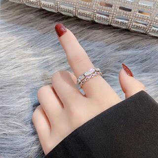 指輪 リング シルバー シルバーカラー フリーサイズ SILVER 男女兼用