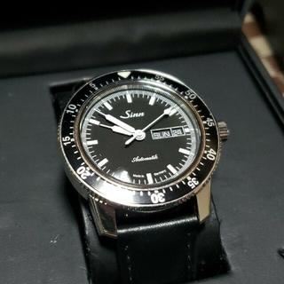 シン(SINN)のsinn 104 自動巻き オートマチック (腕時計(アナログ))