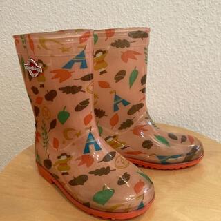 モンベル(mont bell)のモンベル キッズ 長靴 17.0cm レインブーツ(長靴/レインシューズ)