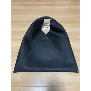 MM6 - 新品タグ付き MM6 ジャパニーズ トライアングルメッシュトート 伊勢丹購入