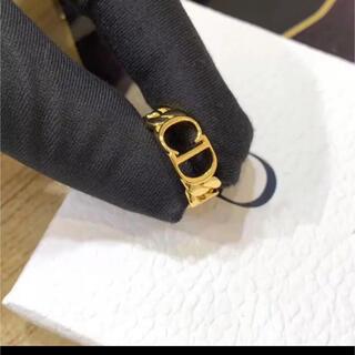 Dior - DIOR リング 指輪 ゴールド シルバー