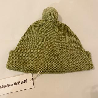 ロンハーマン(Ron Herman)のmisha and puff garter hat 2-4y(帽子)