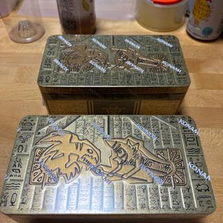 コナミ(KONAMI)のEU版遊戯王 2021 Tin of Ancient Battles 2缶セット(Box/デッキ/パック)