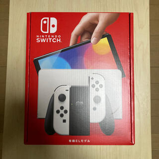 Nintendo Switch - 【新品・未開封】Nintendo Switch 有機ELモデル
