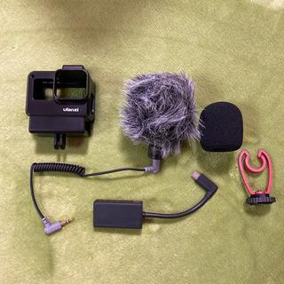 GoPro - GoPro マイクアダプター マイクセット