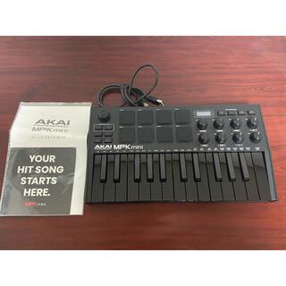 AKAI MPK mini MK3 Black(MIDIコントローラー)