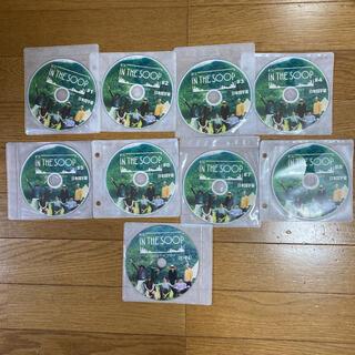 BTS IN THE SOOP 1~8話+ビハインド日本語字幕