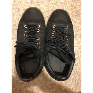 adidas - お値下げ アディダス スタンスミス 23.5cm 黒