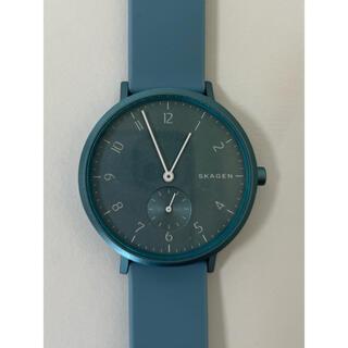 スカーゲン(SKAGEN)のスカーゲン 腕時計 AAREN  SKW2764 レディース ライトブルー(腕時計)